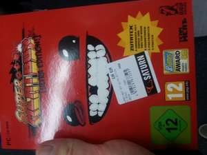 Super Meat Boy Ultra Edition @ Saturn Berlin Alexanderplatz
