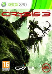 (UK/2Game.com Xbox 360) Daily Deal Crysis 3 Hunter Edition