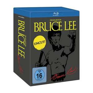 [Wieder da] Bruce Lee - Die Kollektion - Uncut [Blu-ray] @ amazon