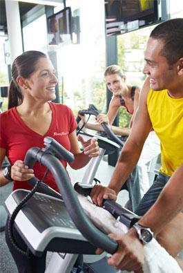 1 Woche gratis trainieren bei Fitness First