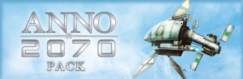 Anno 2070 Complete Pack / Königsedition für 34,99€