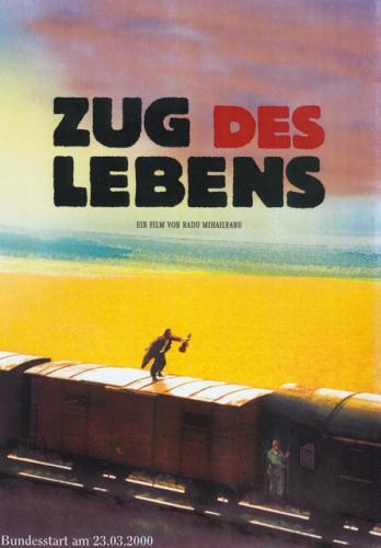 [Lokal Münster Saturn Arkaden] Zug des Lebens Blu-ray für 3,99 Euro