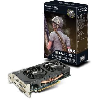 2048MB (!) Sapphire Radeon HD 7850 (+Tomb Raider und Bioshock) @Mindstar