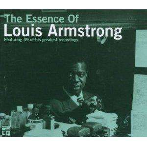 (UK) Louis Armstrong- The Essence Of Louis Armstrong (2CD) für 3.95€ @ play