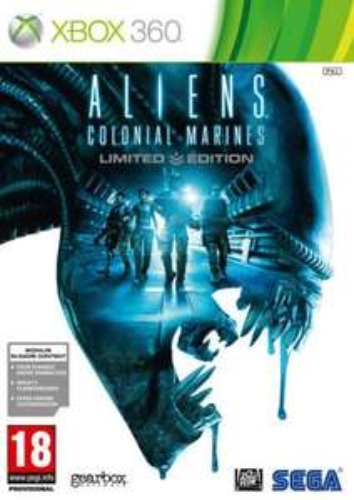 Xbox 360 - Aliens Colonial Marines (Limited Edition) für €24,89 [@TheHut.com]