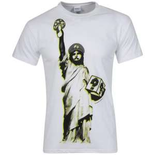 "(UK/Zavvi) ""Deal of the day"" Joystick Junkies Men's Mario Liberty T-Shirt"