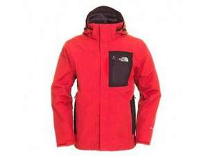 The North Face CASSIUS TRICLIMATE - Outdoorjacke - rot