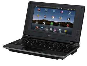Android Netbook  1.0GHz CPU, Android, 3x USB, SD/SDHC, Wi-Fi 39 Euro inkl. Versand [Generalüberholt]