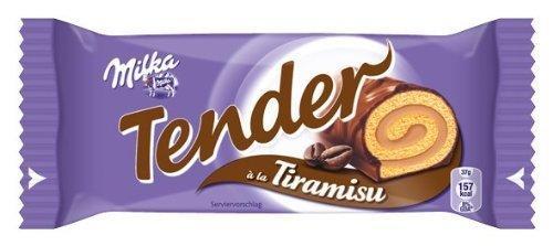 Milka Tender Tiramisu (185 g) 5er Pack (5 x 37 g) für 0,99€  Thomas Phillips