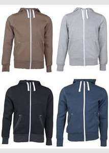 Crosshatch Mens zipped hooded sweat für 15€ @dvd.co.uk