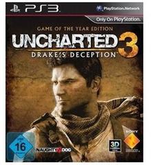 [Buch.de] Uncharted 3 – Drake's Deception – Game of the Year Edition für 15,95 EUR [Deutsch]
