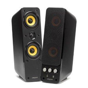 (Amazon) Creative GigaWorks T40 II Lautsprecher 2.0  als Angebot  für  EUR 82,00.