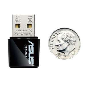 Mini W-Lan Stick: ASUS USB-N10, Wireless LAN 802.11 n  @ Getgoods inkl. Versand
