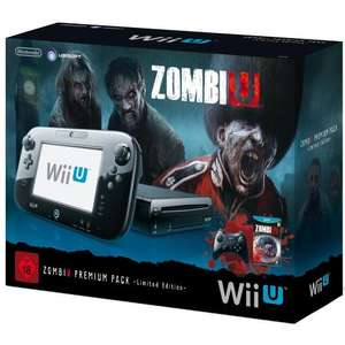 Nintendo Wii U  Konsole - ZombiU Premium Pack - Limited Edition für 319,-