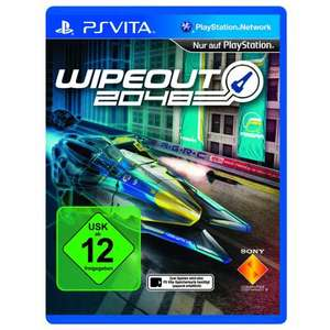 [Lokal Saturn Bhv] Wipeout 2048, Everybody's Golf, Little Deviants