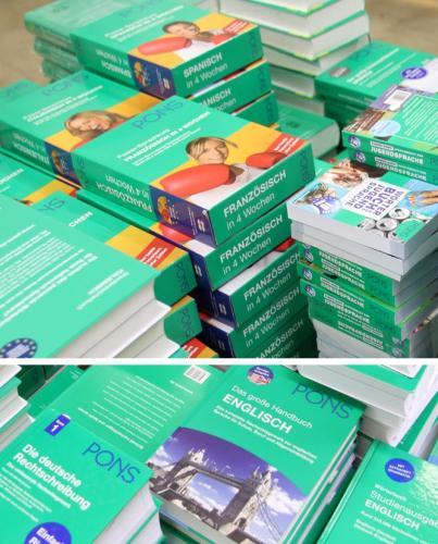 PONS Bücher und Sprachkurse billiger