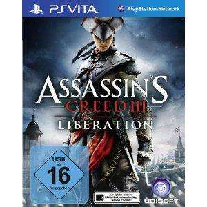 [Amazon Warehousedeals] Assassin's Creed 3: Liberation  WIE NEU