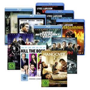 [Real bundesweit] Blu-rays oder DVDs ab 3 Stück je 6,66€