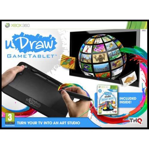 XBox 360 - uDraw GameTablet (inkl.Instant Artist) für €8,30 [@TheHut.com]