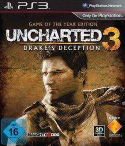 [PS3] Uncharted 3: Drake's Deception - Game of the Year Edition für 15,99€ frei Haus