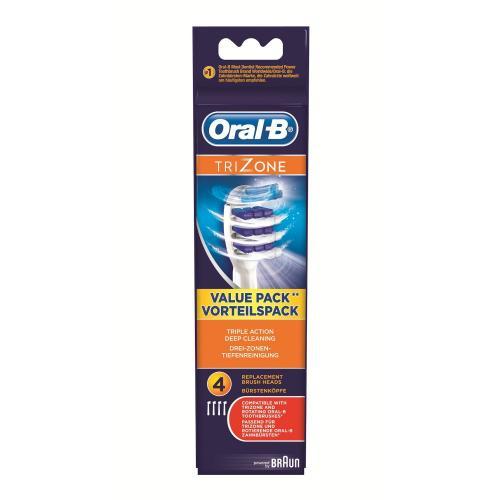 Braun Oral-B EB30-4 TriZone Aufsteckbürsten (nächster Preis: 16€)