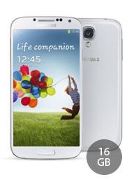 Samsung Galaxy S4 i9505 16GB LTE mit Internetflat, 60 Freisms, 60 Freiminuten (369€ + 24*9,99€)