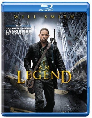 I am Legend [Blu-ray] für nur 1,99€ dank Gutschein @Gamedealer.de