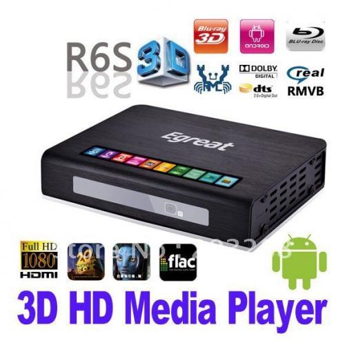 Egreat R6S Mediaplayer @eBay (aus Hong Kong)
