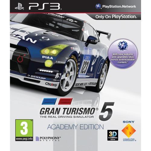 [PS3] Gran Turismo 5 Academy Edition 13,99€
