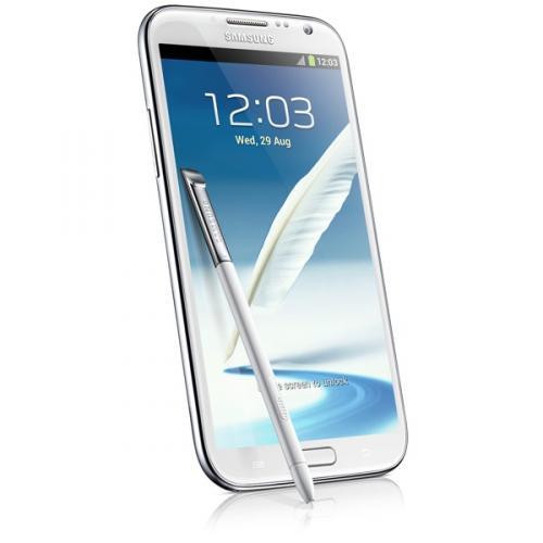[CH] SAMSUNG N7100 GALAXY NOTE 2, weiss/grey CHF529 => €432 & S3 für CHF499 => €410,-