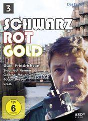 """Alle 3 """"Schwarz Rot Gold"""" DVD-Boxen @ARD Video Shop"""