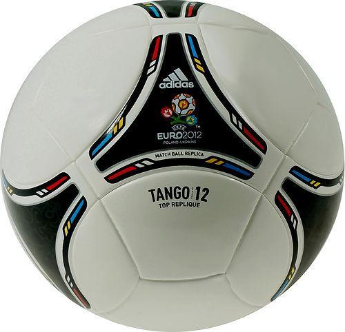 Adidas Tango 12 Top Replique EM Ball 2012 Fußball Gr. 5