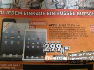 Apple IPad mini 16 GB Wifi bei Berlet