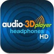 [iOS] Audio-3D Player HD Gratis statt 4,99€
