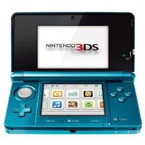 (IT) Nintendo 3DS Aqua Blue für 124,04€ @ Amazon.it