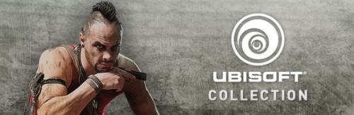 Ubisoft Collector Pack STEAM ( Spiele Sammlung ) derzeit im Angebot