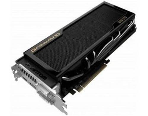 Gainward GeForce GTX 570 Phantom für 182,48 €