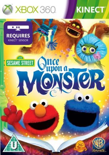 [ Xbox 360, Kinect ] Sesamstrasse – Es war einmal ein Monster für ca. 7,16 € inkl. Versand @ thehut.com