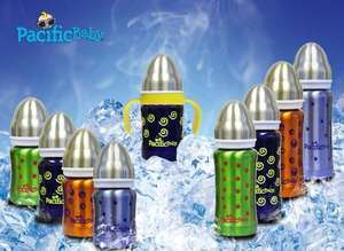 Thermosflasche Pacificbaby mit Zubehör für 19,99€ statt 26€ und mehr
