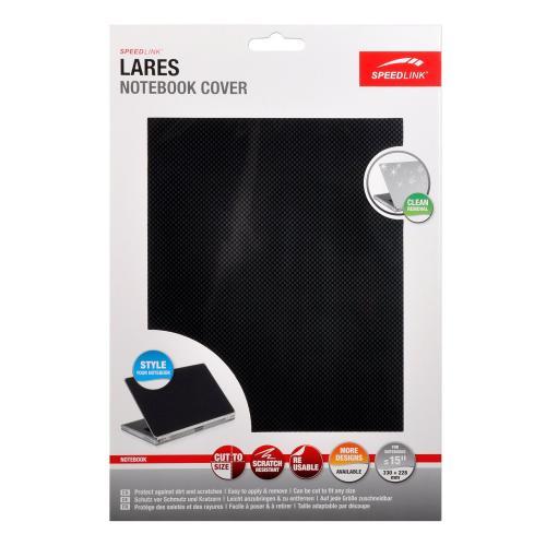 Speedlink Lares Notebook Cover,(15 Zoll), carbon für 3,61€ @Amazon