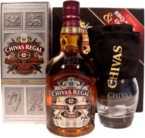 [Toom bundesweit] Chivas Regal 12y + 2 Gläser für 18,99€ (und Glenmorangie Original (10y) für 24,99€)