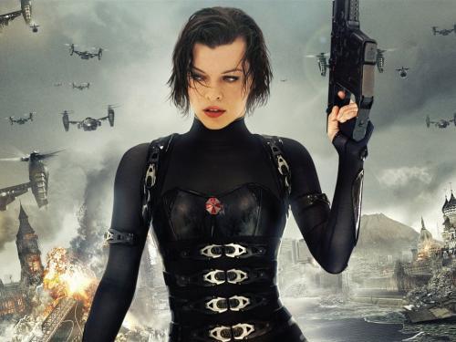ProMarkt - Resident Evil Blu-Rays ab 8€
