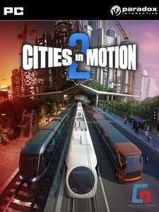 [Steam] Cities in Motion 2 (inkl. Cities in Motion 2 Modern Collection DLC) ab 14€ @ GG