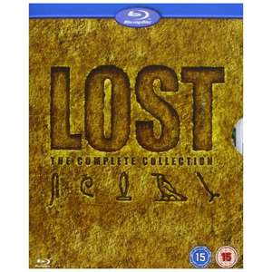 Lost: The Complete Seasons 1-6 [Blu-ray]