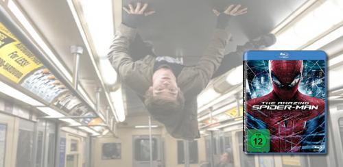Spiderman Blu Ray 5,99 EUR mit Gutscheincode