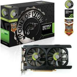 2048MB TGT GeForce GTX 660 Ultra Charged // MindSTAR!