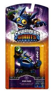 Skylanders Giants Pop Fizz