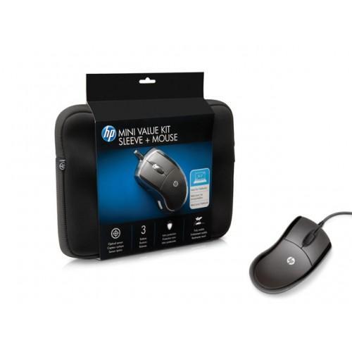 HP Value Kit Netbook / iPad-Tasche + Optische Maus mehr als 50% unter Vergleichspreis!