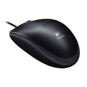 Logitech B110 optische USB Maus für 4,80€ @ SurfFact.de