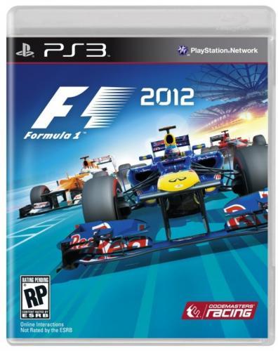 [PS3] F1 2012